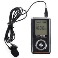 FM980P Mini Portable Pocket FM Transmitter Pure Broadcast Radio Station