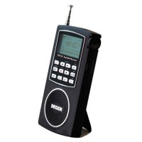 DEGEN DE1126 Digital DSP AM FM MW SW 4GB MP3 Player Digital Radio