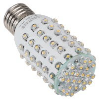E27 Warm White 4W 96 LEDs Corn Light Bulb Lamp 220V 380LM