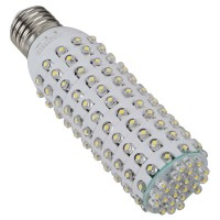 156 LEDs 6W White LED Light Bulb Lamp E27 Base 640lm Super Bright