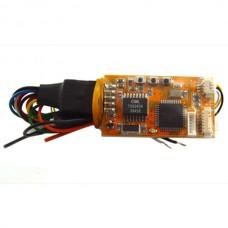 TeleFlyOSD OSD Module Coordinates Audio Encoder for  Antenna Tracking System