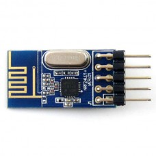 NRF24L01 RF Board (B) 2.4G NRF24L01+ RF Wireless Transceiver Module for SPI