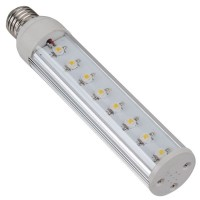 700lumen G 27 G27 8W 8 LEDs Warm White Energy Saving Light Bulb Lamp 85V-255V