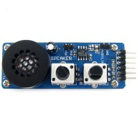 Analog Test Board input/output integrated AD/DA MCUs MP3 Audio Amplifier LM386M