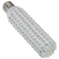 Super Bright 8W E27 360 Degree192 LEDs Corn Light Bulb Lamp 800lm-Nautral White