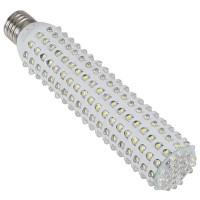 Super Bright 10W E27 360 Degree 252 LEDs Corn Light Bulb Lamp 1100lm-White