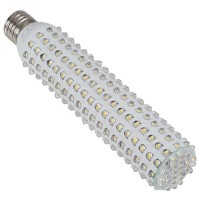 Super Bright 10W E27 360 Degree 252 LEDs Corn Light Bulb Lamp 1100lm-Warm White