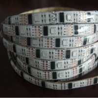 WS2801 5050 Dream Color RGB LED Strip 5 Meters 12V 36led/meter