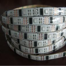 WS2801 5050 Dream Color RGB LED Strip 5 Meters 12V 36led/meter