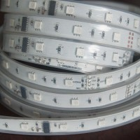 Waterproof 5M 5050 RGB LED Strip 5V 14.4W Dream Color 240 Leds LPD8806 with Remote Controller