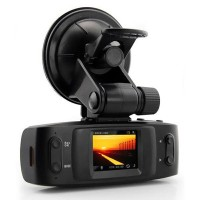 GS1000 5.0MP H.264 Full HD 1920x1080p 30FPS Car DVR GPS G-Sensor HDMI