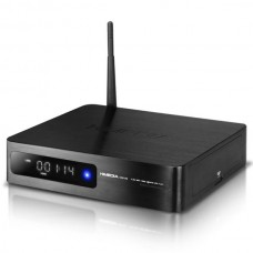 Himedia HD610B Full HD Media Player with Wi-Fi VFD and Aluminum Housing