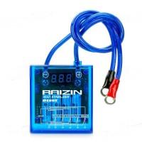 RAIZIN 3-Digit LED Combination Voltage Stabilizer Blue