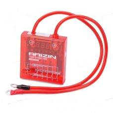 RAIZIN 3-Digit LED Combination Voltage Stabilizer Red