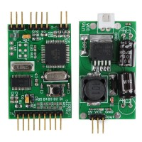 Remzibi OSD DIY OSD Interface 7-40V 3A For Quadcopter FPV