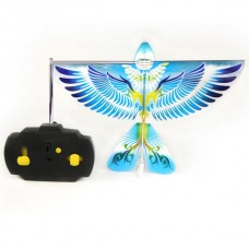 LED RC Flying Bird Toys with Sound Radio Control Flying Pigeon Copter Heli RC flying Ornithopter