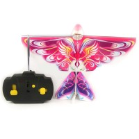 LED RC Flying Bird Toys with Sound Radio Control Flying Butterfly Copter Heli RC flying Ornithopter