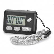BK-727 Chronograph Digital Sports Stopwatch Timer with Strap