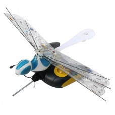 ALPHA Remote Control Flying Robotic Bird Dragonfly RC flying Ornithopter