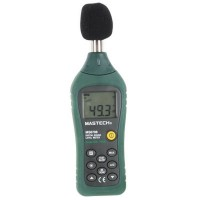 Pro digital Sound Level Meter MASTECH MS6708