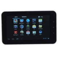 "WiPad 10 7"" Capacitive Touchscreen Android 4.0 OS Tablet Flat PC MID with Camera (WEIKE)"
