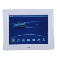 "8"" inch LCD Screen Digital Photo Frame Picture Video Music Player 801"