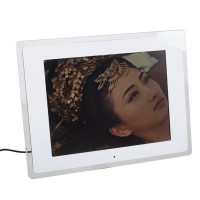 "12"" Super Screen 1024*768HD Digital Photo Frame mp3 Music Player with Remote Control"