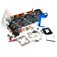 Water Cooling Kits Syscooling SP33 Radiator Water Cooling Pump Fan
