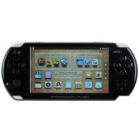 JXD V5200 Game Tablet PC Android 2.3 5 Inch Resistive Screen 4GB HDMI Camera