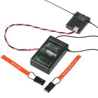 CM-921 2.4G 9CH DSM2 Receiver & USB Simulator Compatible JR Spektum