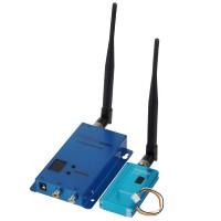 1.4G/1.5G/1.6G RF-515H Wireless Transmitter & Receiver Set 1500mW