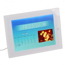 10.4 Inch High Resolution Digital Photo Frame Support Video 10.4 Digital Photo Frame