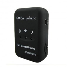 GPS Tracker GT30 for Personal Vehicle Pet Online Real-time Tracking 4 Bands