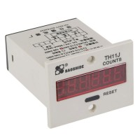 Accumulated Counter TH11J-L(JDM11-6H) Digital Counter without Voltage