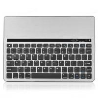 KB14 78-Key Bluetooth Wireless Aluminum Keyboard for iPad 2