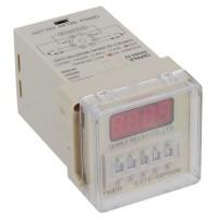 DH48S-2Z DC 24V 0.01s-99h99m Digital Timer Time Delay Relay DPDT