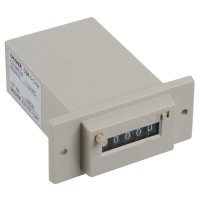 Gray 5 Digits AC 110V CSK5-CKW Electromagnetic Counter