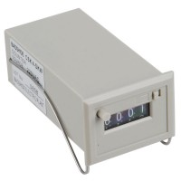 Electrical Calculation 4 Digit AC 220V CSK4-DKW Counter