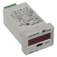 JDM11-5H 5 Digit Display Electronic Digital Counter AC 220V with Voltage Count