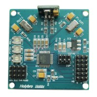 Holybro Hobby KK Multicopter Flight control Board V5.5 Upgrade Version- Singlecopter