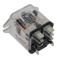 5-Pack 8 Pin Plug In Type AC 220V Coil 30A 250V AC Power Relay JQX-30F 2Z