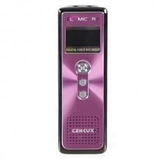 CENLUX C90 4GB Memory Digital Voice Recorder Professional-Red