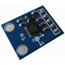 ADXL335 3-Axis Compass Accelerometer Module GY-61 0.8 x 0.6 x 0.4 inch