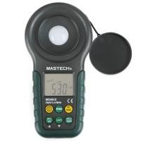 Mastech Pro Multi Function Luxmeter MS6612 Light Meter Foot Candle Auto Range Peak