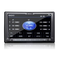 MILION D2223 2 Din Detachable 7'' HD Car DVD Stereo Player Touch Button + FM/AM