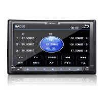 "MILION D2223B 7"" Digital Detachable 2 Din Car DVD Stereo Radio Player iPod iPhone Bluetooth"