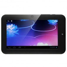 "LY-F2S 7"" Inch Tablet PC Android 4.0 512M/4GB 2160P HDMI Touch Screen MID Tablet Black"