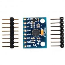 1PC x Arduino MPU-6050 Module 3 Axis Gyroscope+Accelerometer Module