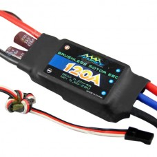 MaxForce 120A Brushless ESC Electronic Speed Controller for Aircraft and Helicopter