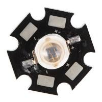 1.4-1.7V 5W Infrared Ray LED Light 2A 940nm IR LED Emitter